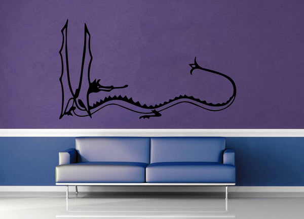 Smaug - Tolkien - Wall Decal - geekerymade