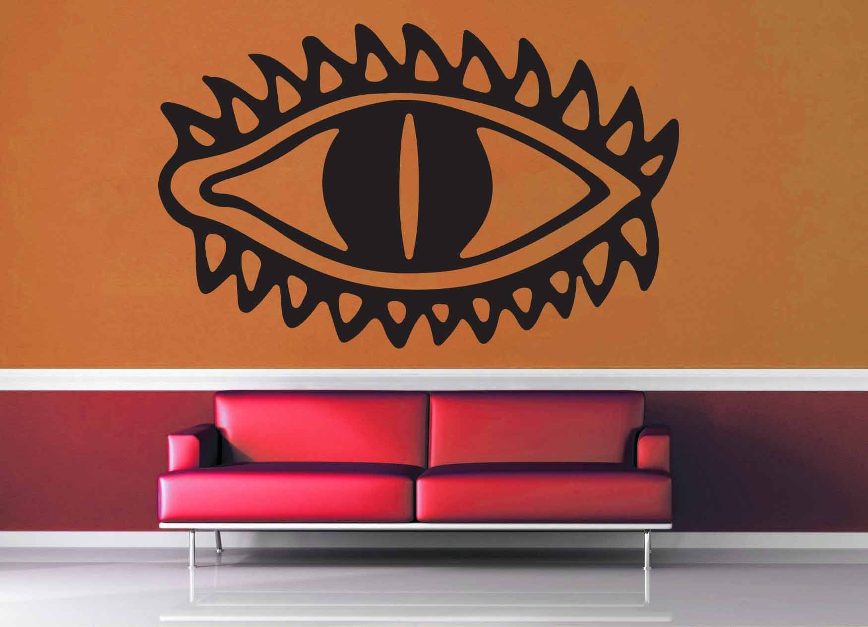 Eye of Sauron - Tolkien - Wall Decal