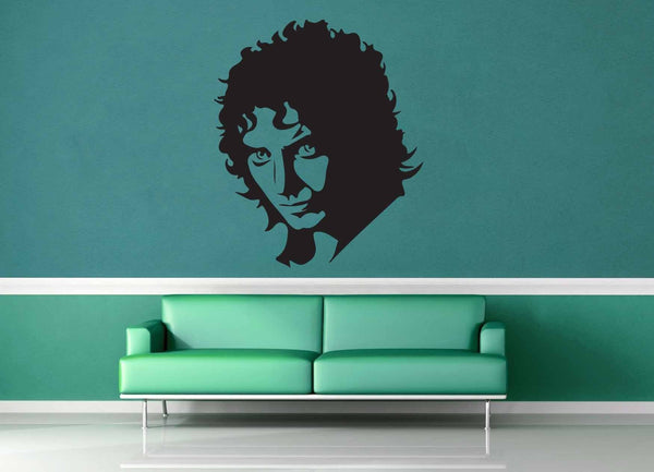 Frodo Silhouette - Tolkien - Wall Decal