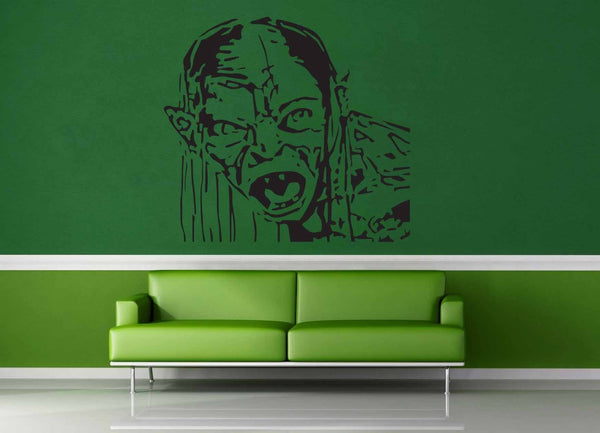 Gollum - Tolkien - Wall Decal