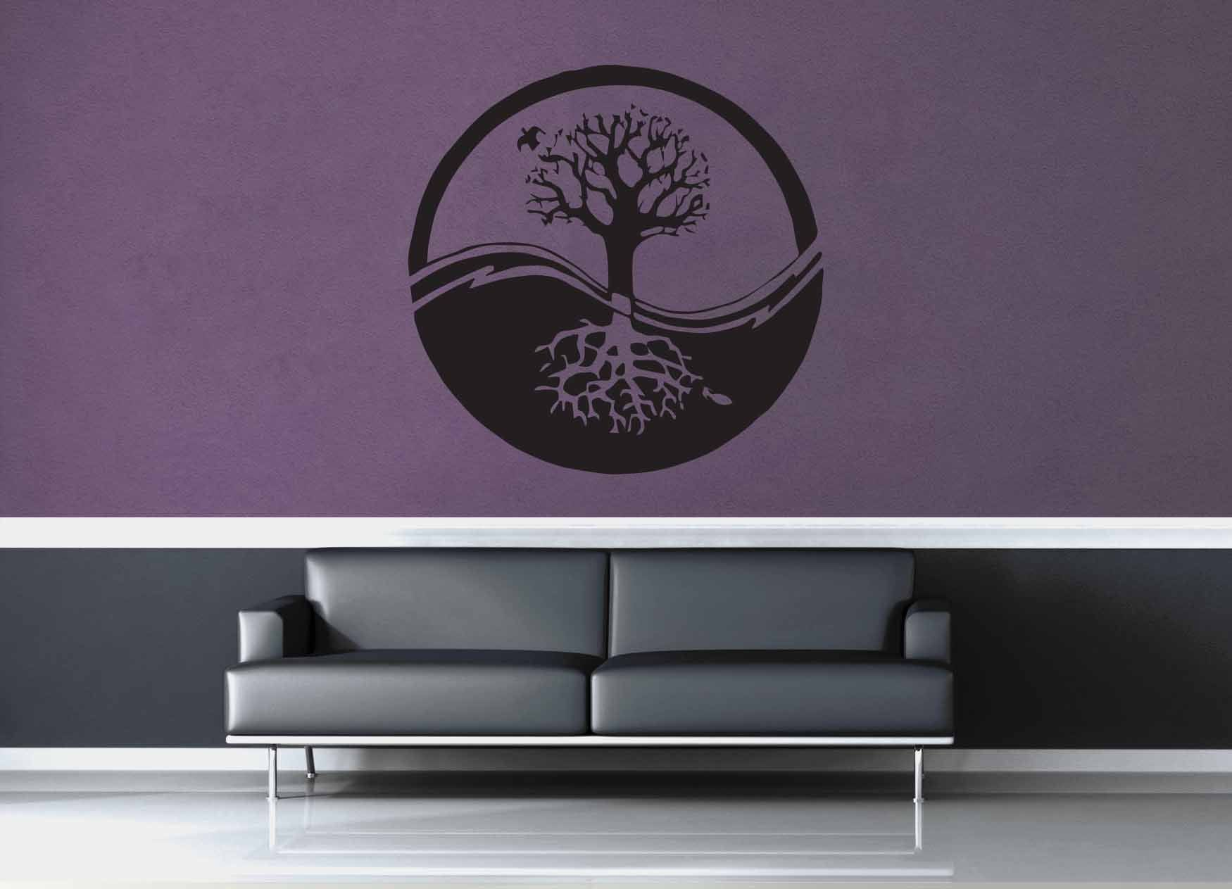 Tree of Life - Wall Decal - No 1