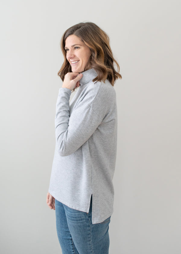 Allie Mockneck - Heather Grey