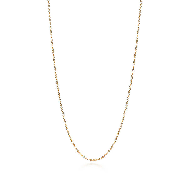 18k Gold Spinner Chain
