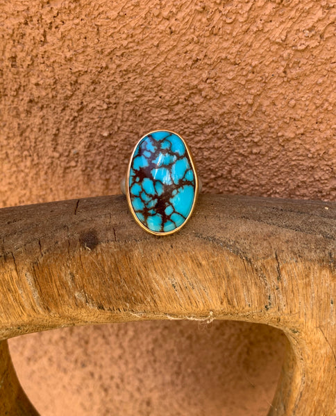 The Prince Mine Turquoise Ring