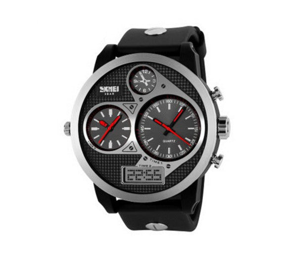Waterproof Quartz Business Men Watch