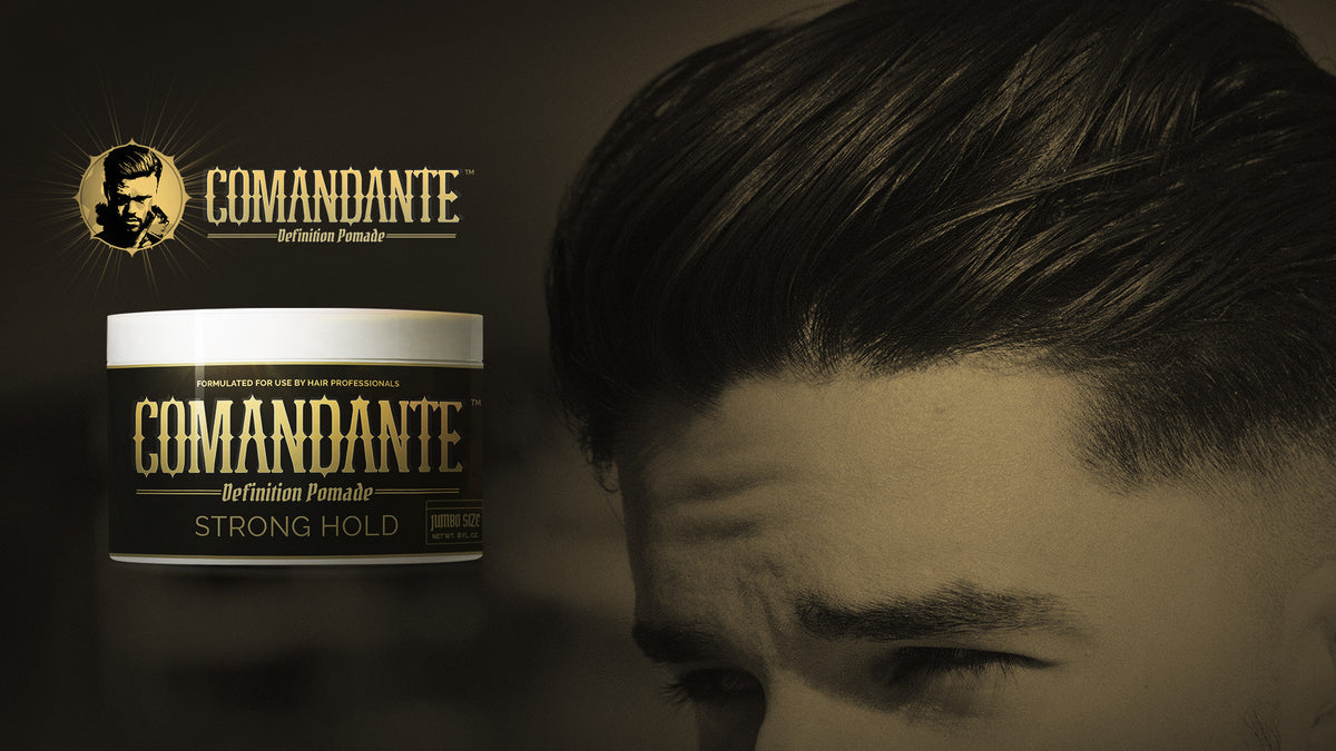 COMANDANTE Definition Pomade