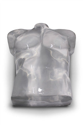 Clear Ballistics 10% Joe Fit Torso & Mold