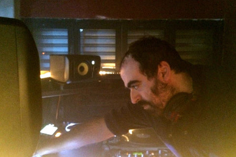 Dan Selzer - New Mix and a personal interview on DJing, Post Punk, Listening parties and more