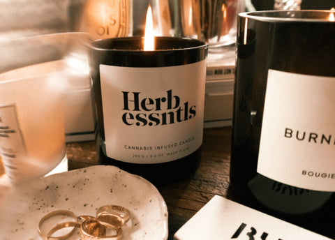 The Chriselle Factor loves Herb Essnls Candle