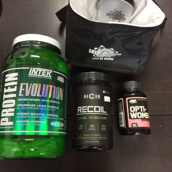 Box of Gainz - Core Womens