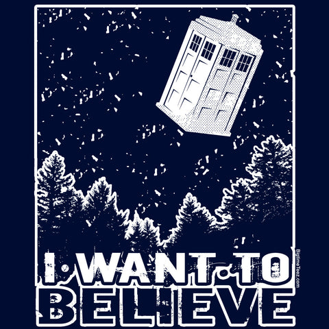 Believe In The Doctor