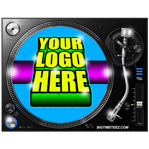 Custom Turntable Slipmat