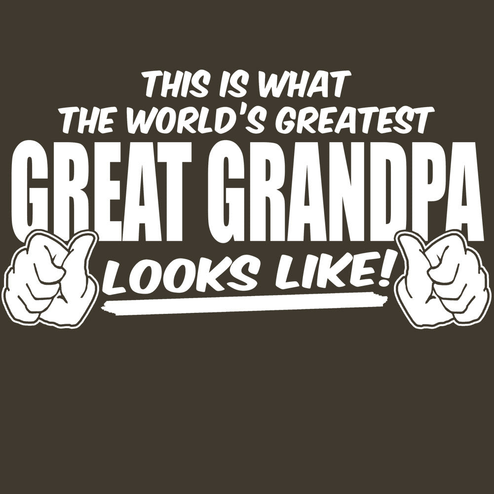 This Is What The World's Greatest Great Grandpa Looks Like