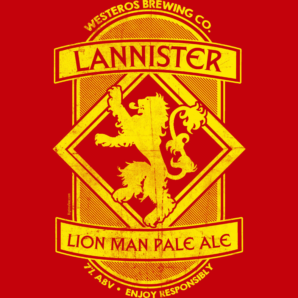 Lannister Lion Man Pale Ale