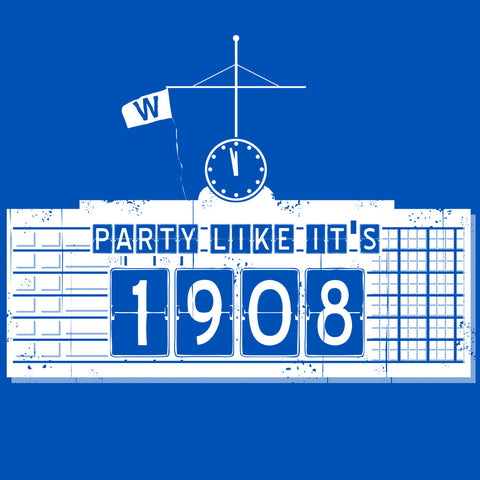 Party Like It's 1908