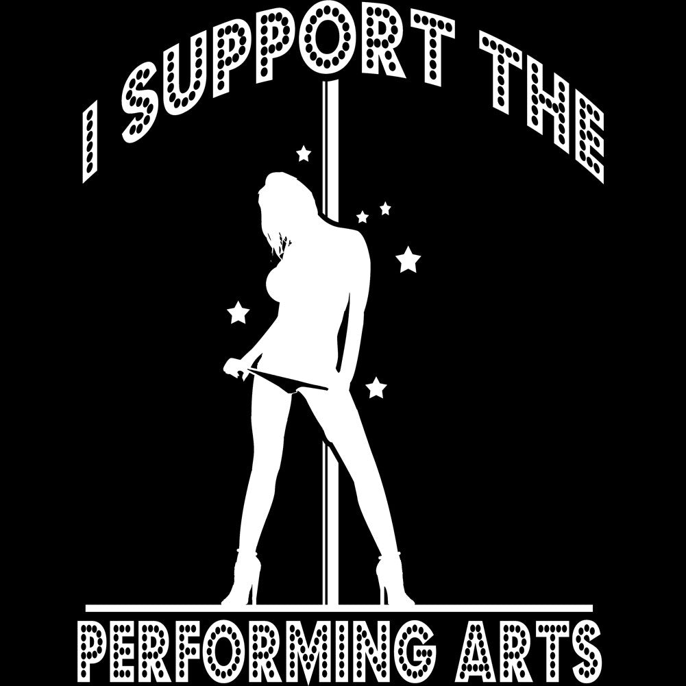 I Support The Performing Arts