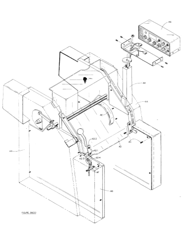 A.B. DICK 9800 T-HEAD INSTALL, OPS, AND PARTS MANUAL (PDF)