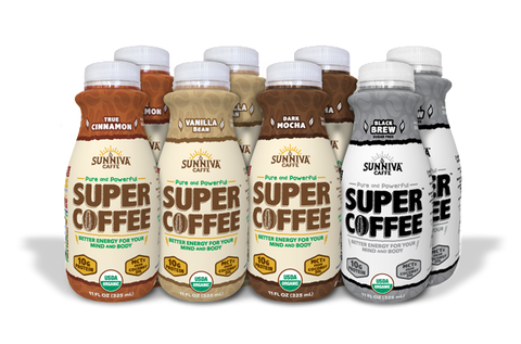 Variety 8-Pack of Super Coffee