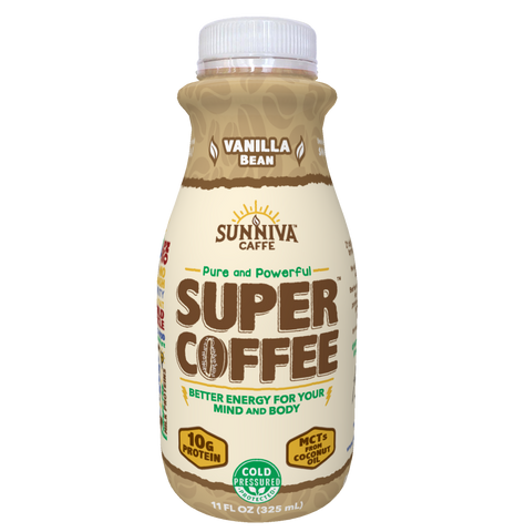 Vanilla Bean 8-Pack of Super Coffee