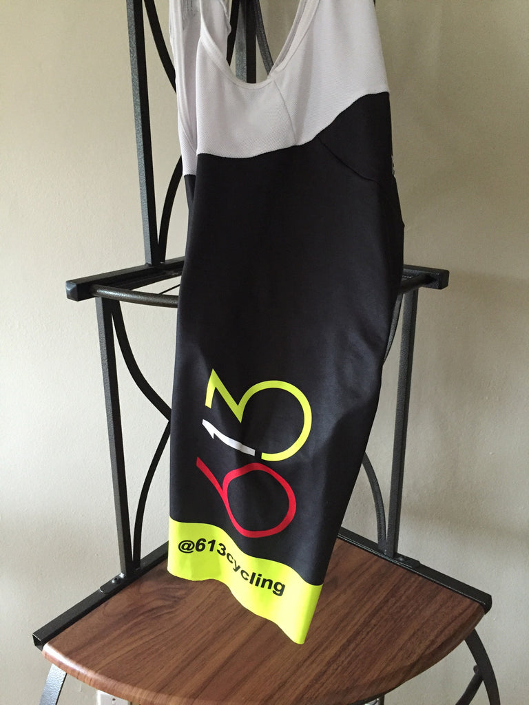 Women's Lazer Grip Cycling Bibs