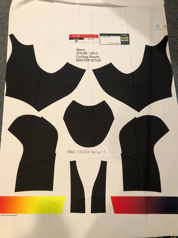 Men's Jakroo Solar Bibshorts