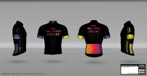 Women's Jakroo Nova Training Jersey