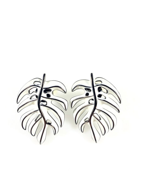 Mostera Earrings