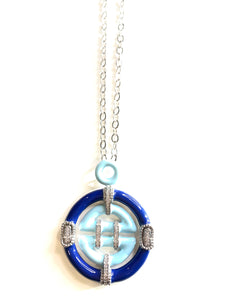 Amulet of The Oriental Moon Necklace