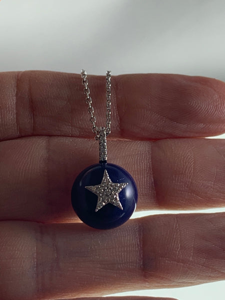 Star of Passion Necklace