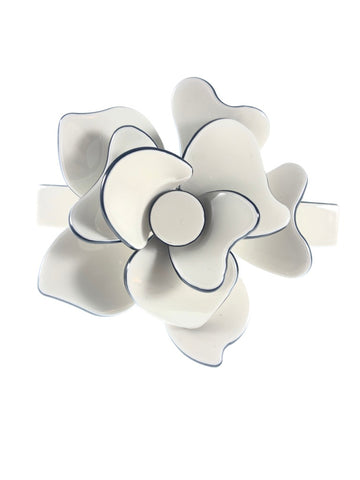 Flower Blooming Barrette