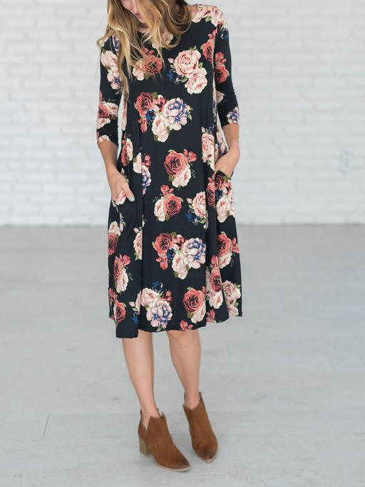 Image result for floral dress