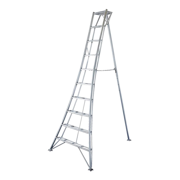 10' Original Tripod Garden Ladder