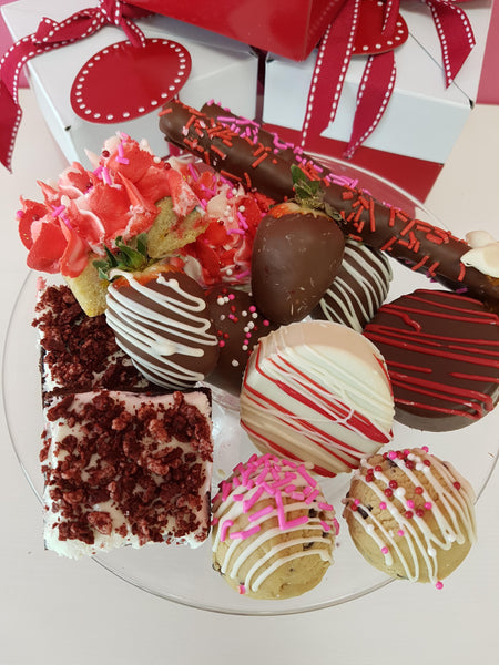 Valentines Day Ultimate Sweet Gift Box