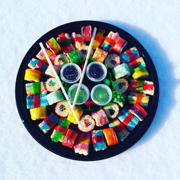 Candy Sushi - 44 Piece Platter