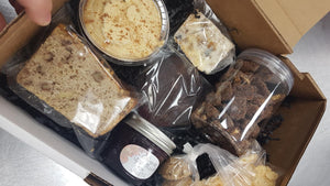 Monthly KETO Club Boxes (12 months + 2 Month FREE)