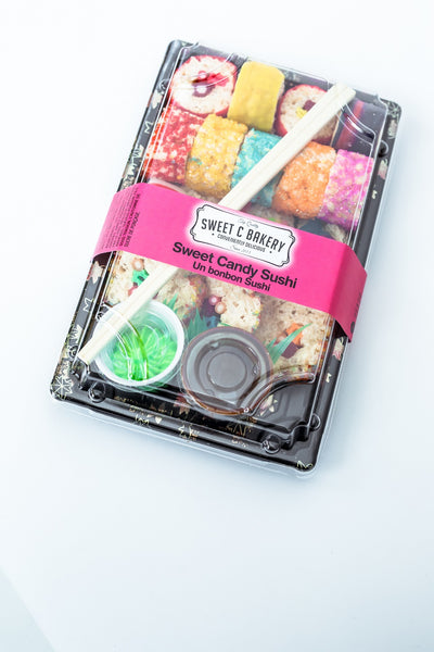 Candy Sushi - 16 Piece Tray