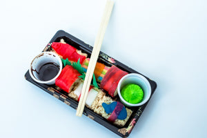 Candy Sushi - 6 Piece Tray