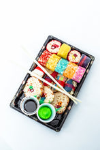 Load image into Gallery viewer, Candy Sushi - 16 Piece Tray