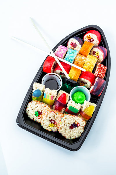 Candy Sushi - 22 Piece Boat