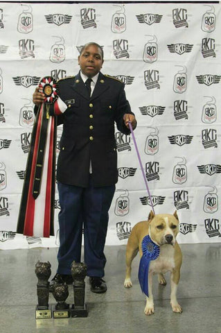 RKC Remy Kennel Club Jr Showmanship Jr Handler Program