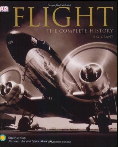 The Smithsonian Aviation Book is a great gifts for pilots