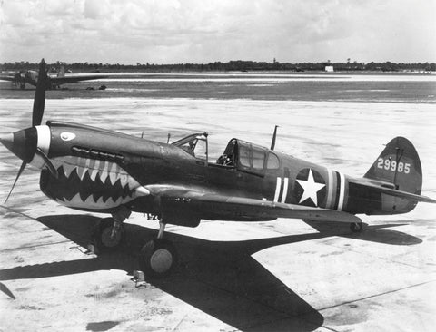 The amazing P-40 Warhawk is one of the most incredible airplanes of WWII. Check out these other amazing fighter planes.