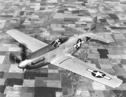 Check out these incredible U.S. Fighter planes from WWII