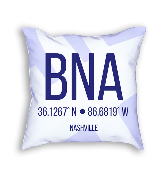 Pillow - BNA Airport Pillow