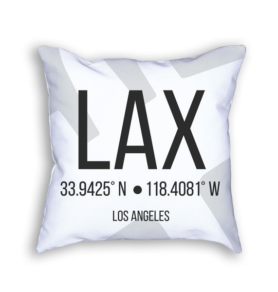 Pillow - LAX Airport Pillow