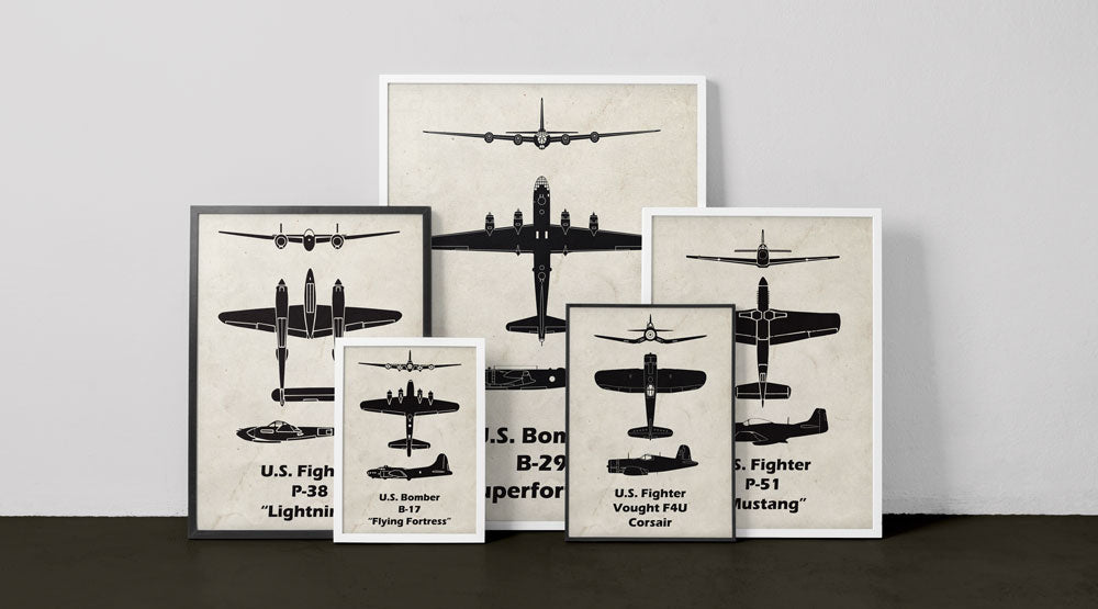 Little Pilots Lounge - Aviation Nursery Decor