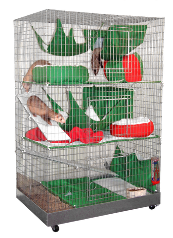 Cabooze Ferret Bedding Packages - CraftyCreatures