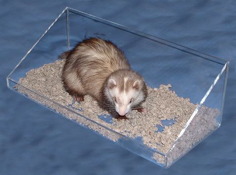 Custom Commode (Litter Box) - Accessories - For Ferrets Only