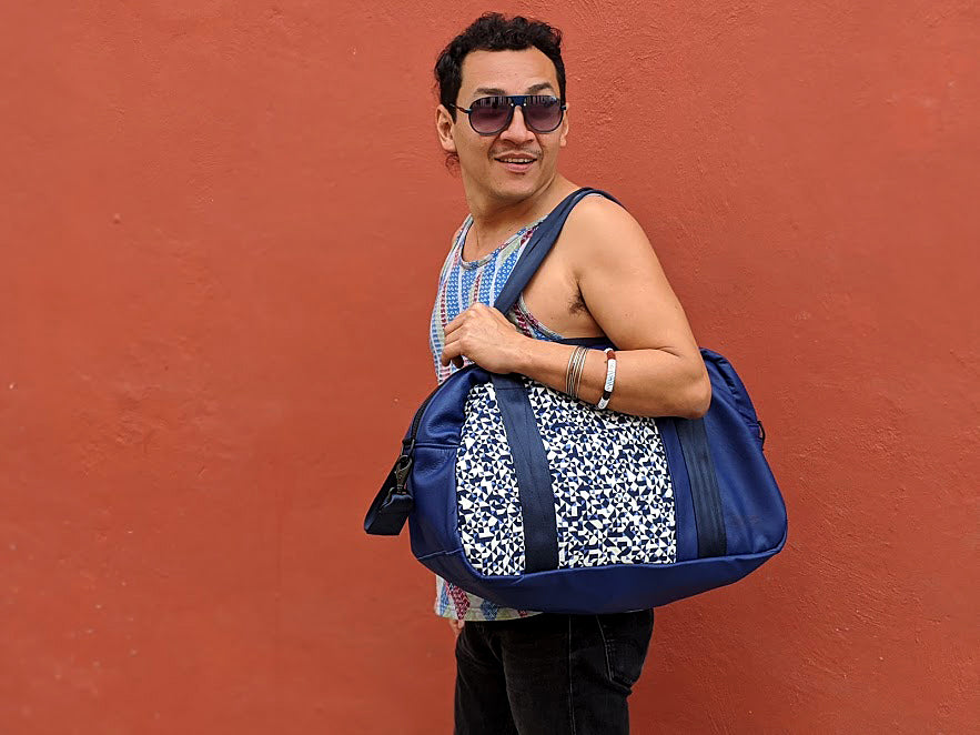 Mariclaro Duffle bag Limited Edition 1