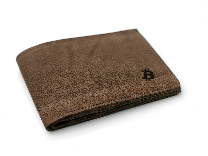Limited Edition Bitcoin Billfold - 1971 Lamborghini Jarama